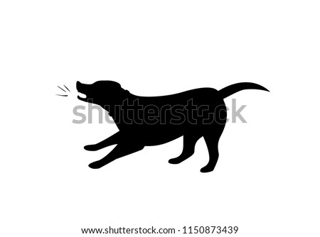 Frightened dog coloring page - Coloringcrew.com