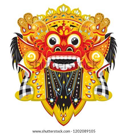 Barong Popular Royalty Free Vectors Imageric Com