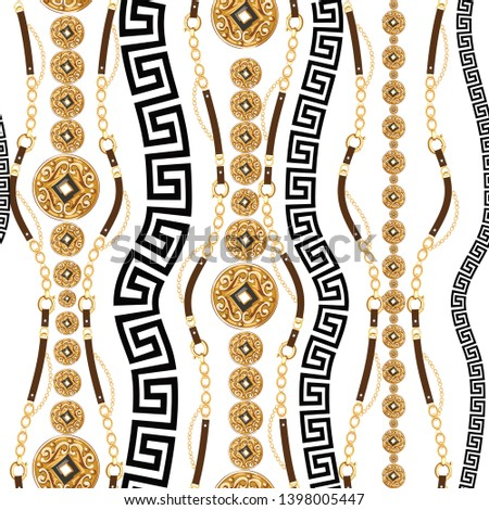 baroque gold pattern, ethnic pattern, traditional ethnic pattern