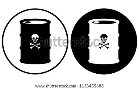 Hazard Skull Symbol Download Free Vector Art Stock Graphics Images