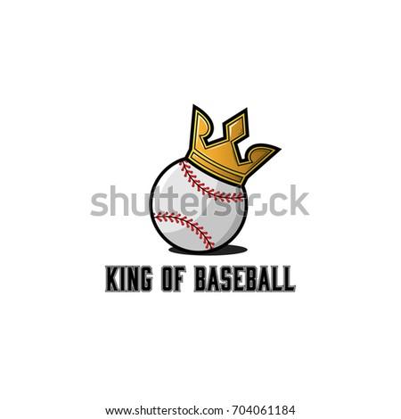 baseball ball emblem sports