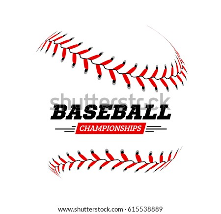 stock-vector-baseball-ball-on-white-background-vector-illustration