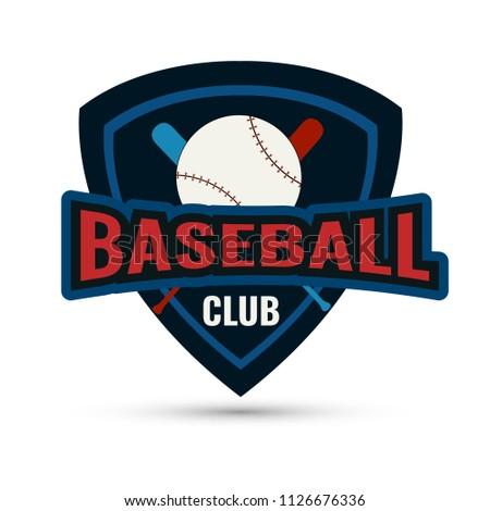 stock-vector-baseball-club-logo-or-badge-illustration-on-white-background