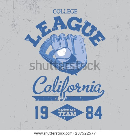 baseball leagues california t