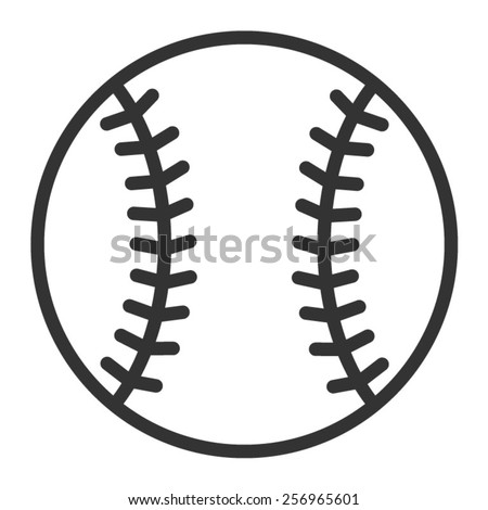 baseball or baseball homerun