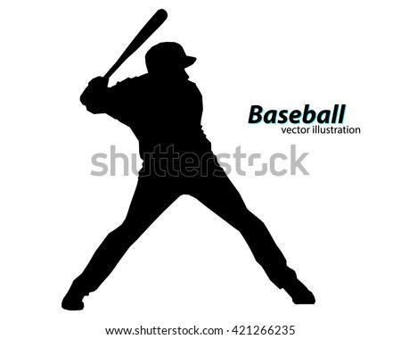 baseball player download free vector art stock graphics images rh vecteezy com baseball player vector art girl baseball player vector