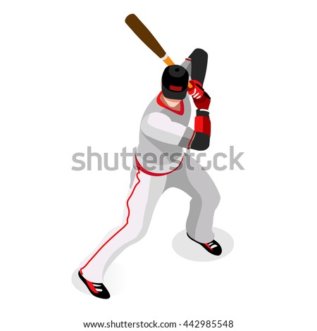 baseball player sportsman