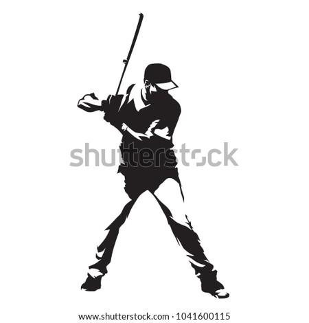 baseball player standing with...