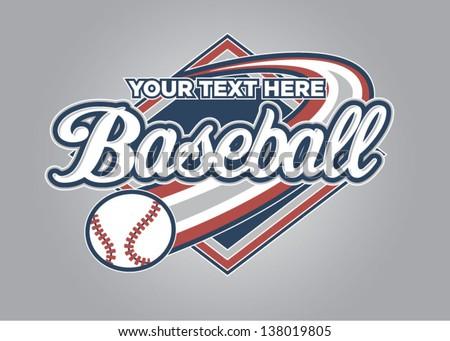 Baseball Sport Graphic