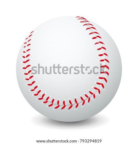 Baseball – stock vector