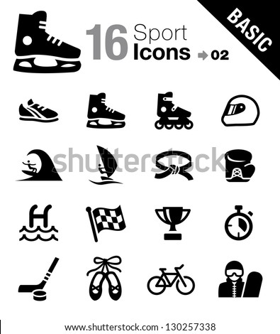 basic   sport icons