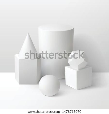 basic stereometry shapes