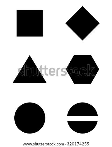 Basic Vector Shape Set