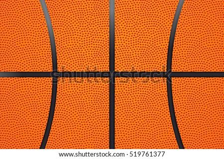 basketball ball leather