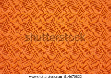 Basketball ball leather pattern, background. Vector texture illustration.