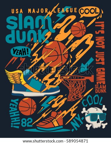 basketball ball vector design