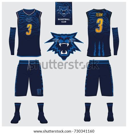 basketball jersey  shorts
