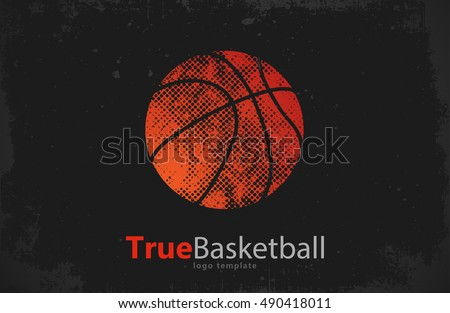 basketball logo basketball