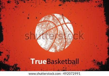 basketball logo basketball