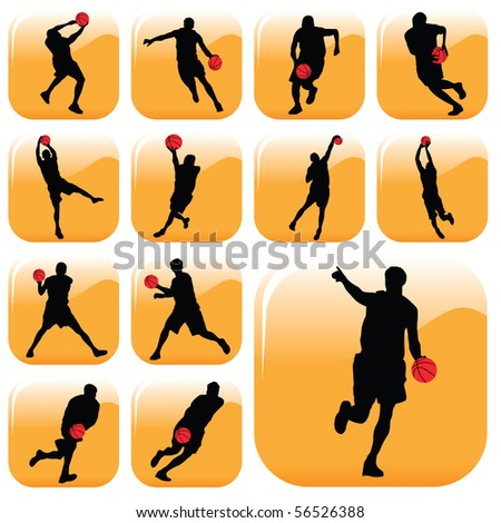 football players clipart