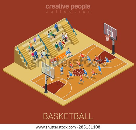 basketball team competition