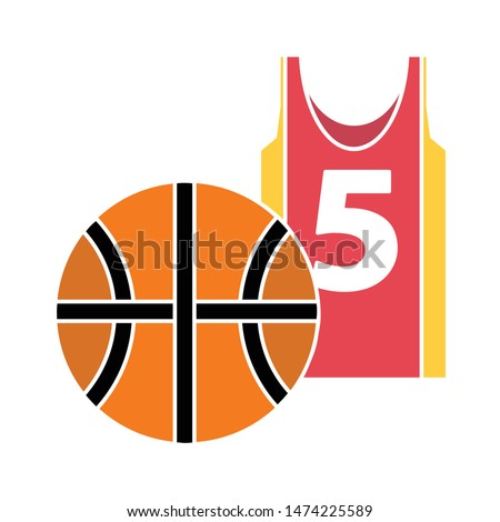 Basketball team icon. flat illustration of Basketball team vector icon. Basketball team sign symbol