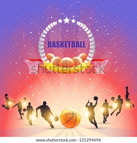 Basketball Vector Design