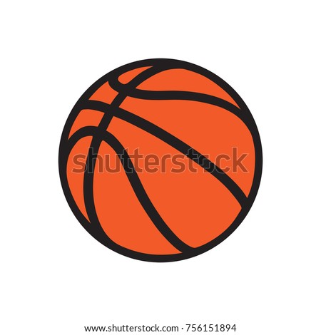 stock-vector-basketball-vector-illustration