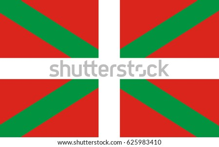 basque country flag  region of