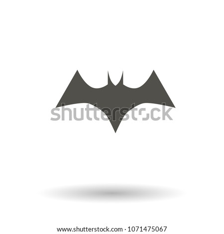 bat icon batman sign