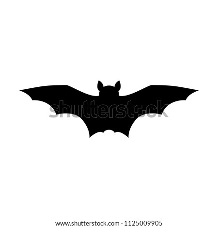 stock-vector-bat-silhouette-printable-template-bat-icon-isolated-on-white-vector