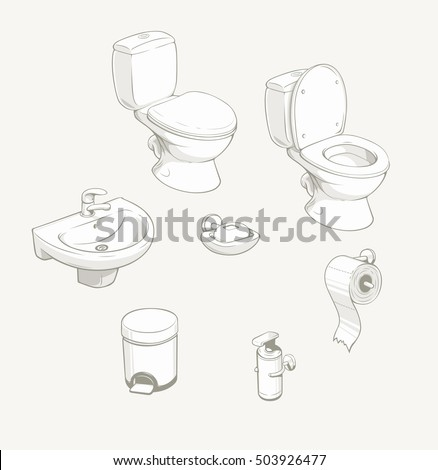 bathroom and toilet equipment