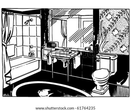 bathtub clip art free vector 4vector. Black Bedroom Furniture Sets. Home Design Ideas