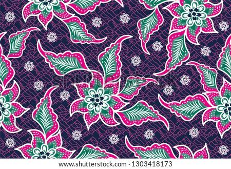 batik indonesian  is a