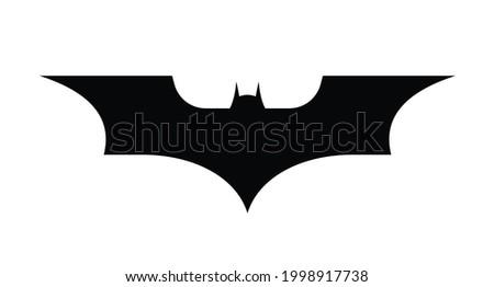 batman logo icon vector template
