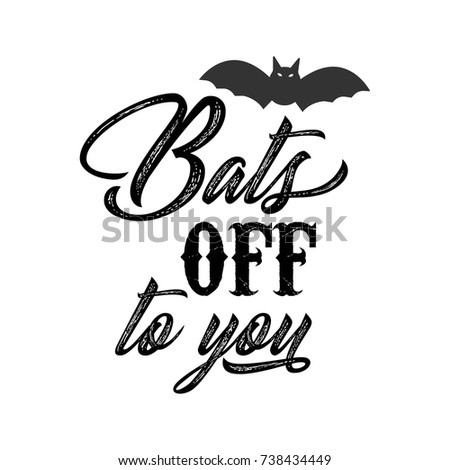 bats off to you halloween