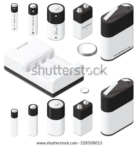 battery and battery charger