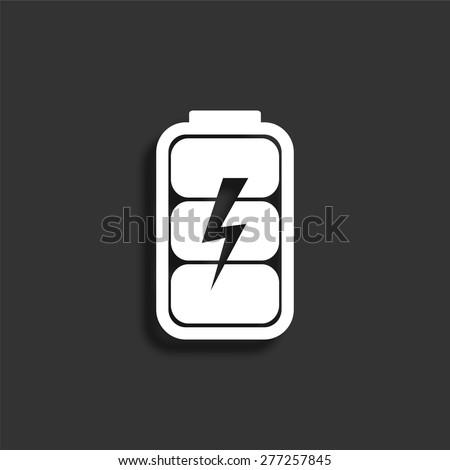 battery charge level indicator