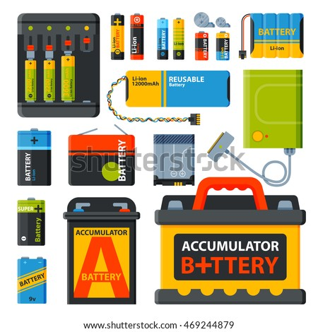 battery electricity charge
