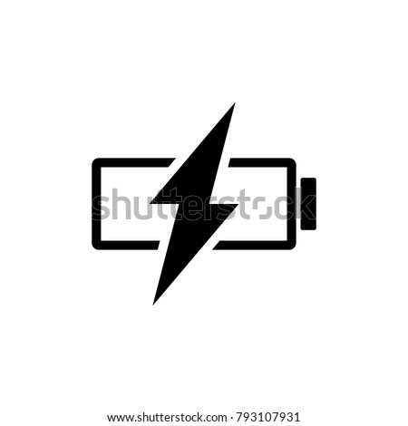 Battery icon , sign design