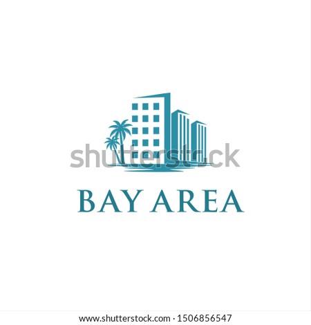 Bay Area Building Apartement Logo