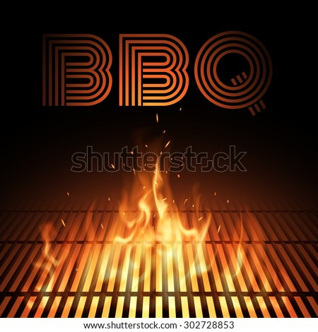 bbq fire grille