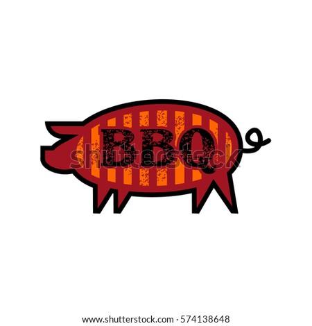 bbq pig grill