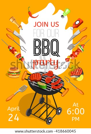 bbq season opening party