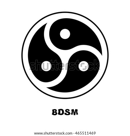 bdsm logo sign for sadist