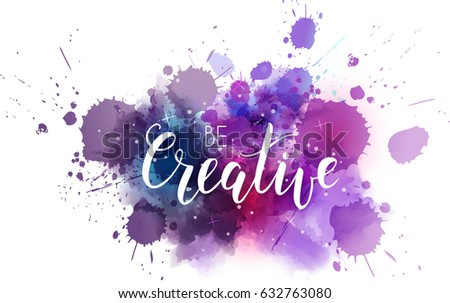 Vector watercolored galaxy texture download free vector art stock