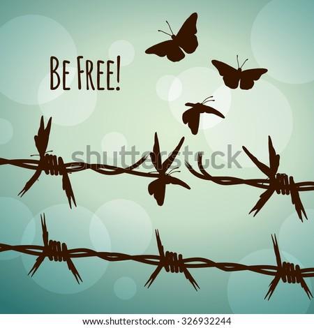 be free  conceptual