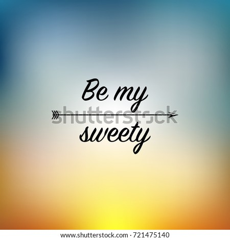 be my sweety illustrations with