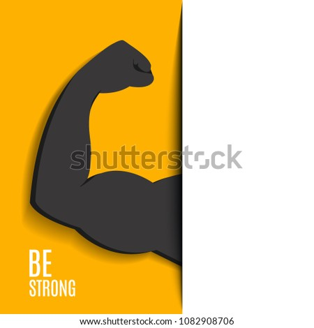 be strong motivational gym