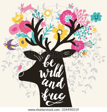 be wild and free incredible